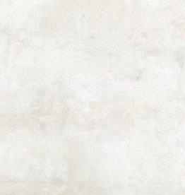 Metallique White vloertegels matt, gekalibreerd, 1.Keuz in 60x60x1 cm