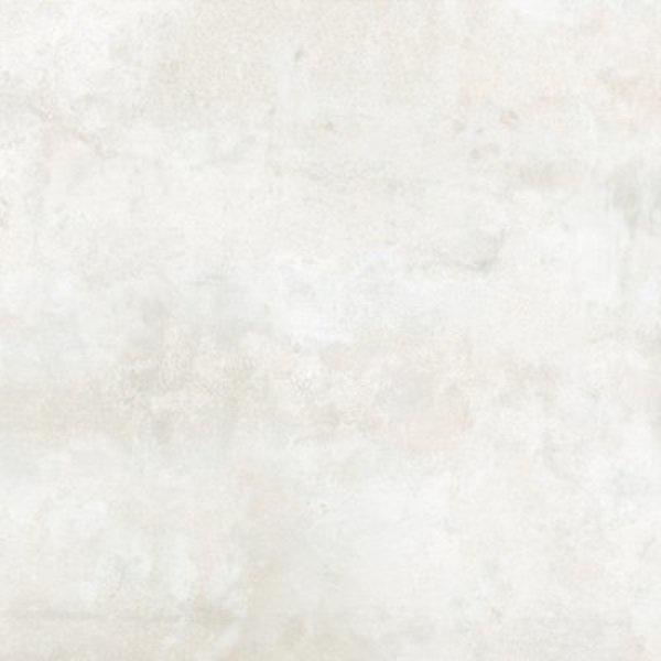 Metallique White Floor Tiles