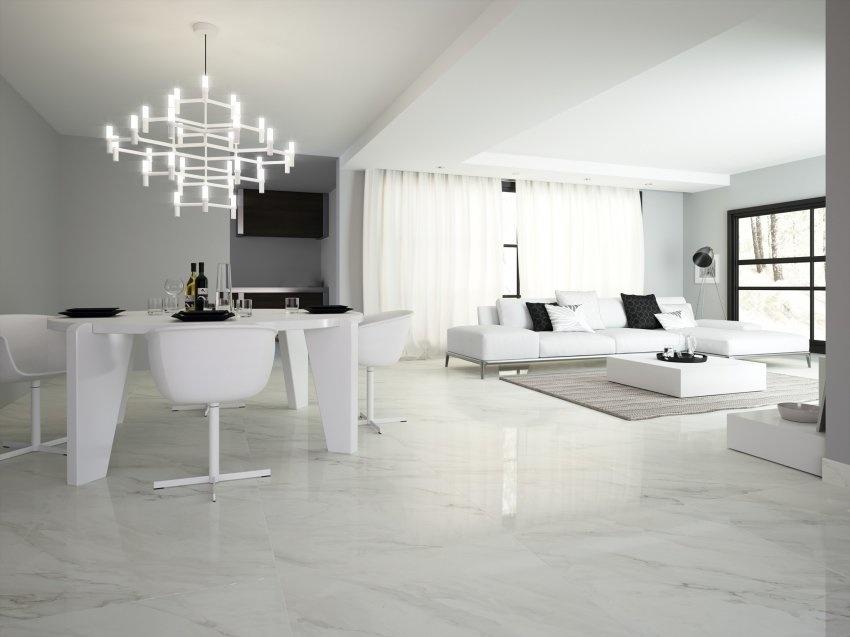 Calacatta Blanco NV vloertegels