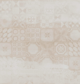 Vloertegels Decor Avorio 60x60x1 cm, 1.Keuz