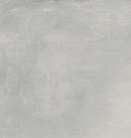 Vloertegels Abstract Silver mat, gekalibreerd, 1.Keuz in 80x80x1 cm