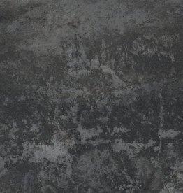 Bodenfliesen Feinsteinzeug Halden Lead 80x80x1 cm