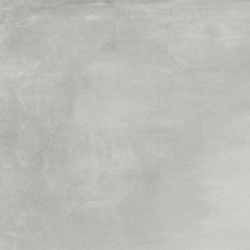 Abstract Silver Floor Tiles