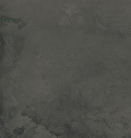 Reims Black vloertegels mat, gekalibreerd, 1.Keuz in 60x60x1 cm