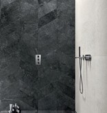 Bodenfliesen Blackboard Anthrazit