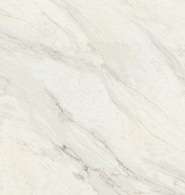 Bodenfliesen Feinsteinzeug Calacatta Blanco NV White 75x75 cm