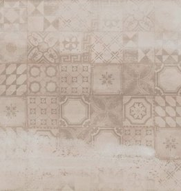 Bodenfliesen Con Decor Beige 60x60x1 cm, 1.Wahl