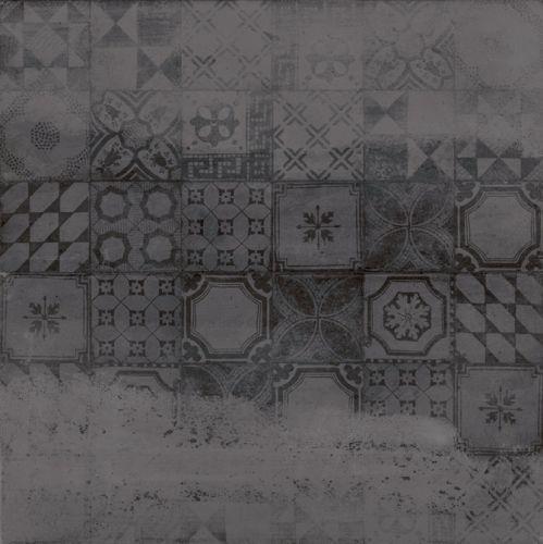 Floor Tiles Con Decoro  Anthracite