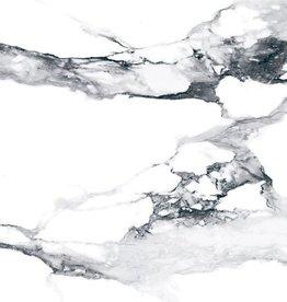 Crash Grey Płytki podłogowe polerowane, fazowane, kalibrowane, 1 wybór w 60x60x1 cm