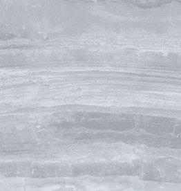 Eyre Gris zwarte vloertegels gepolijst, gekalibreerd, 1.Keuz in 60x60x1 cm