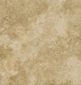 Travertino Noce vloertegels matt, gekalibreerd, 1.Keuz in 60x60x1 cm