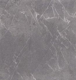 Bodenfliesen Feinsteinzeug Pulpis Gris 60x60x1 cm