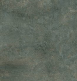 Metallique Iron Floor Tiles in Matt, chamfered , calibrated, 1.Choice in 60x60x1 cm