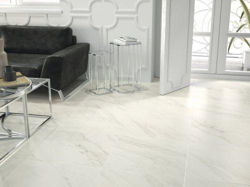 Floor Tiles Trivor Bianco
