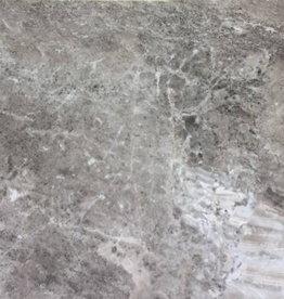 Bodenfliesen Feinsteinzeug Gala Braun 120x60x1 cm