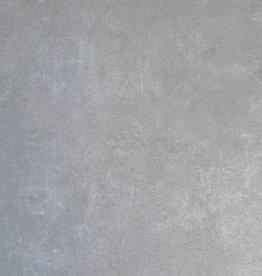 Bodenfliesen Feinsteinzeug Lounge Beton Gris 61x61 cm