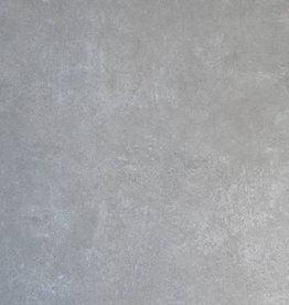 Lounge Beton Gris Tiles in matt, chamfered , calibrated, 1. Choice in  61x61 cm