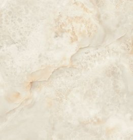 Vloertegels Aral Cream gepolijst, gekalibreerd, 1.Keuz in 120x120x1cm