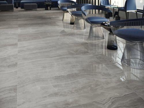 Floor Tiles Bienne Grigio