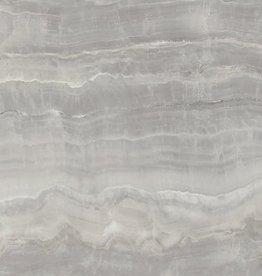 Vloertegels Bienne Grigio gepolijst, gekalibreerd, 1.Keuz in 120x120x1cm