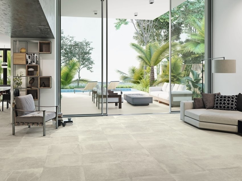 New floor tiles for fantastic living dreams