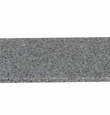 Padang Crystal Bianco Natuursteen granieten vensterbank 150x30x2 cm