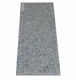Padang Crystal Bianco Natuursteen granieten vensterbank 240x25x2 cm