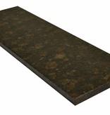 Tan Brown Natuursteen granieten vensterbank 85x20x2 cm