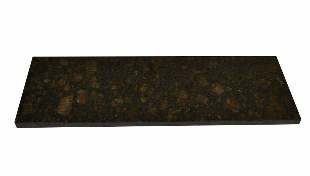 Tan Brown Natuursteen granieten vensterbank 240x20x2 cm