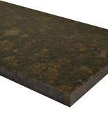 Tan Brown Natuursteen granieten vensterbank 150x18x2 cm