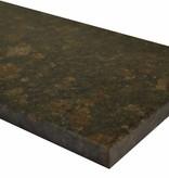 Tan Brown Natural stone granite windowsill 240x25x2 cm
