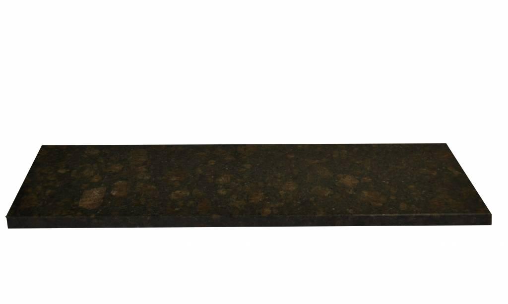 Tan Brown Naturstein Granit Fensterbank 140x25x2 cm