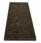 Tan Brown Natuursteen granieten vensterbank 140x25x2 cm