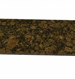 Baltic Brown Natuursteen granieten vensterbank 150x30x2 cm