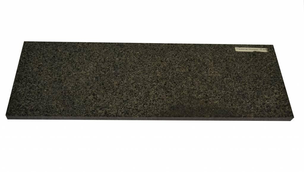 Padang Impala Natuursteen granieten vensterbank 240x20x2 cm