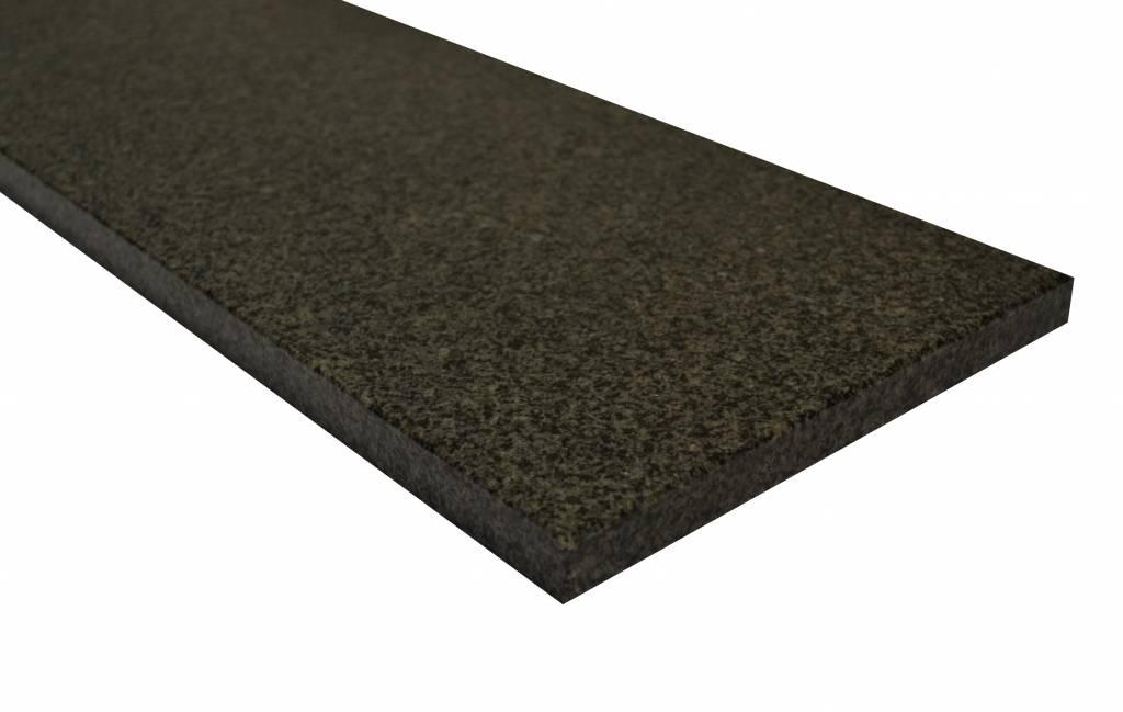 Padang Impala Natuursteen granieten vensterbank 150x18x2 cm