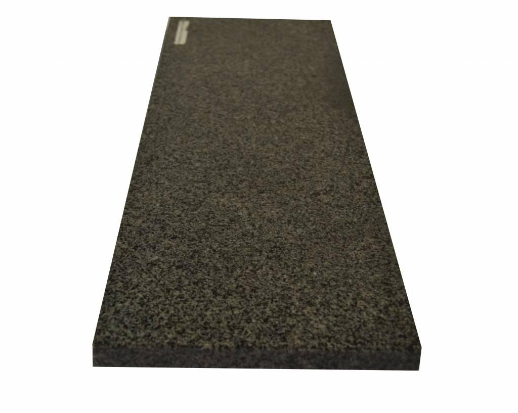 Padang Impala Natuursteen granieten vensterbank 140x25x2 cm