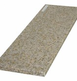 Padang Yellow Natural stone granite Windowsill 150x30x2 cm