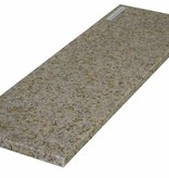 Padang Yellow Natuursteen granieten vensterbank 150x30x2 cm