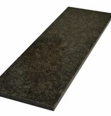 Steel Grey Natuursteen vensterbank 150x30x2 cm