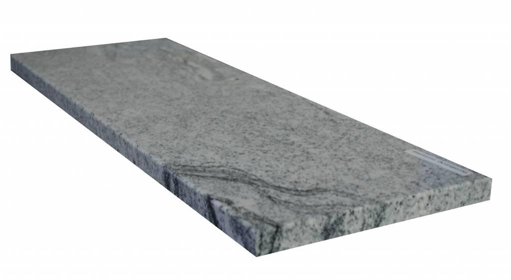 Viscont White Natural stone windowsill 140x25x2 cm