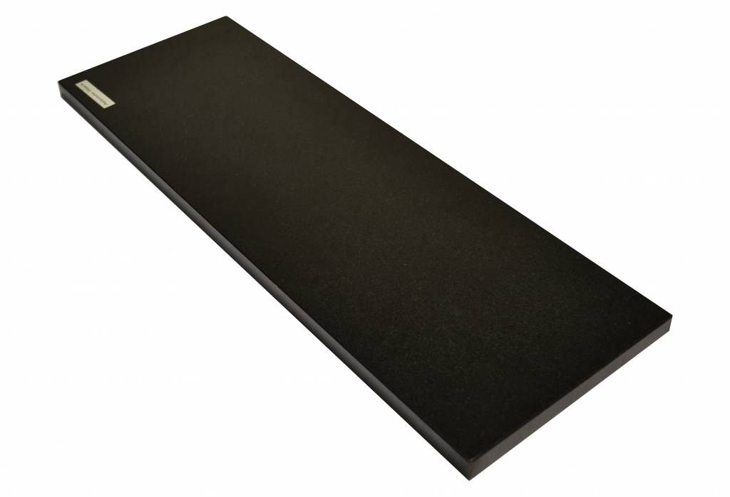 Nero Assoluto Black Natuursteen vensterbank 150x30x2 cm