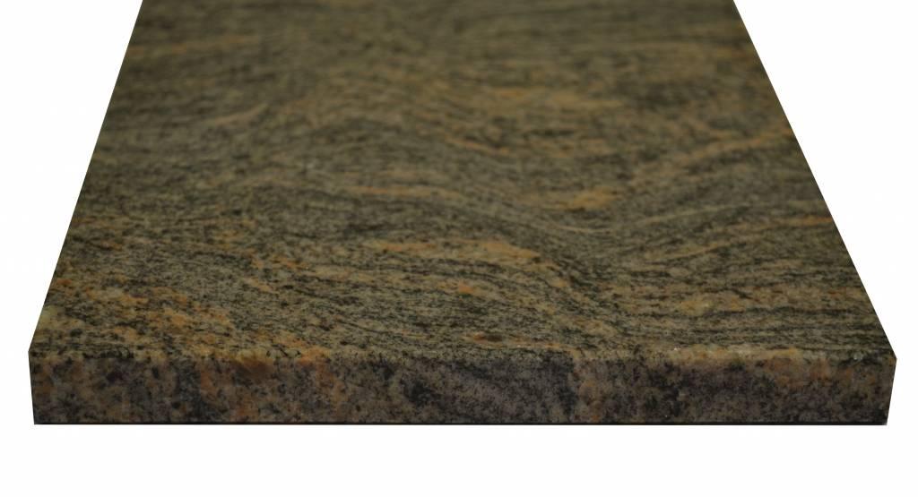 Paradiso Bash Natural stone windowsill 125x25x2 cm