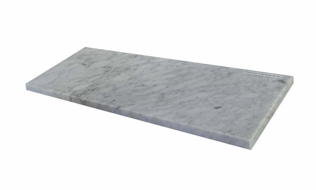 Bianco Carrara Marmor Fensterbank 240x25x2 cm
