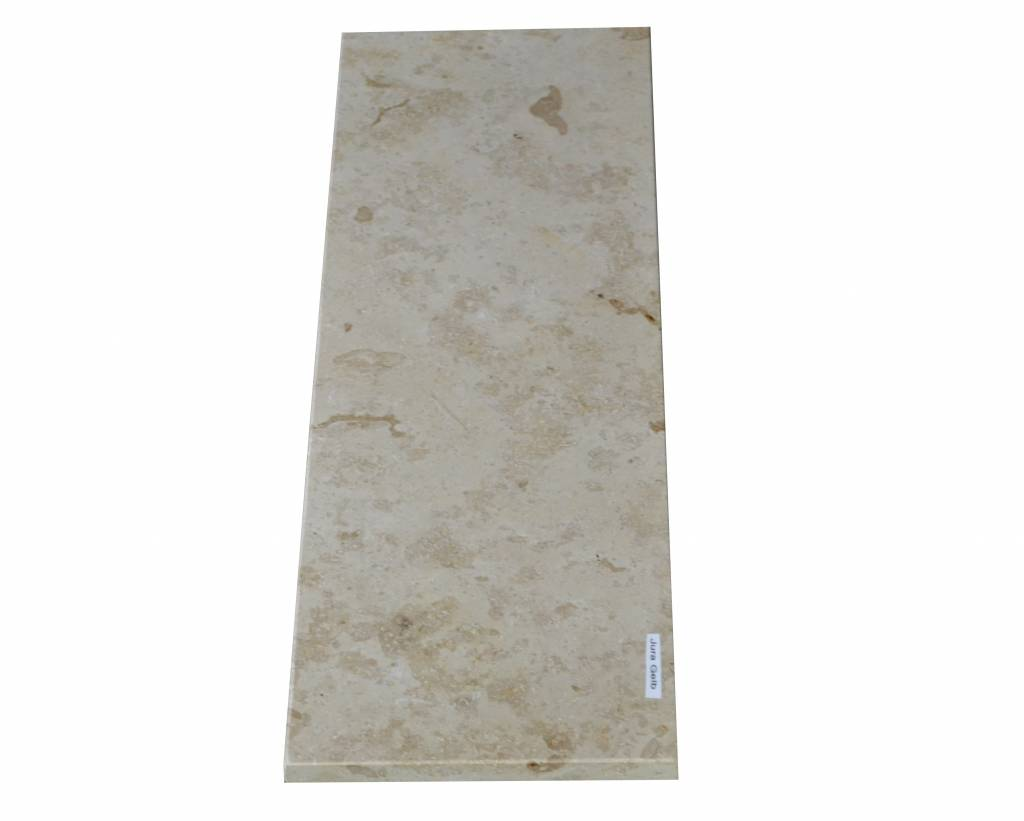 Jura Gelb Marble windowsill 125x25x2 cm
