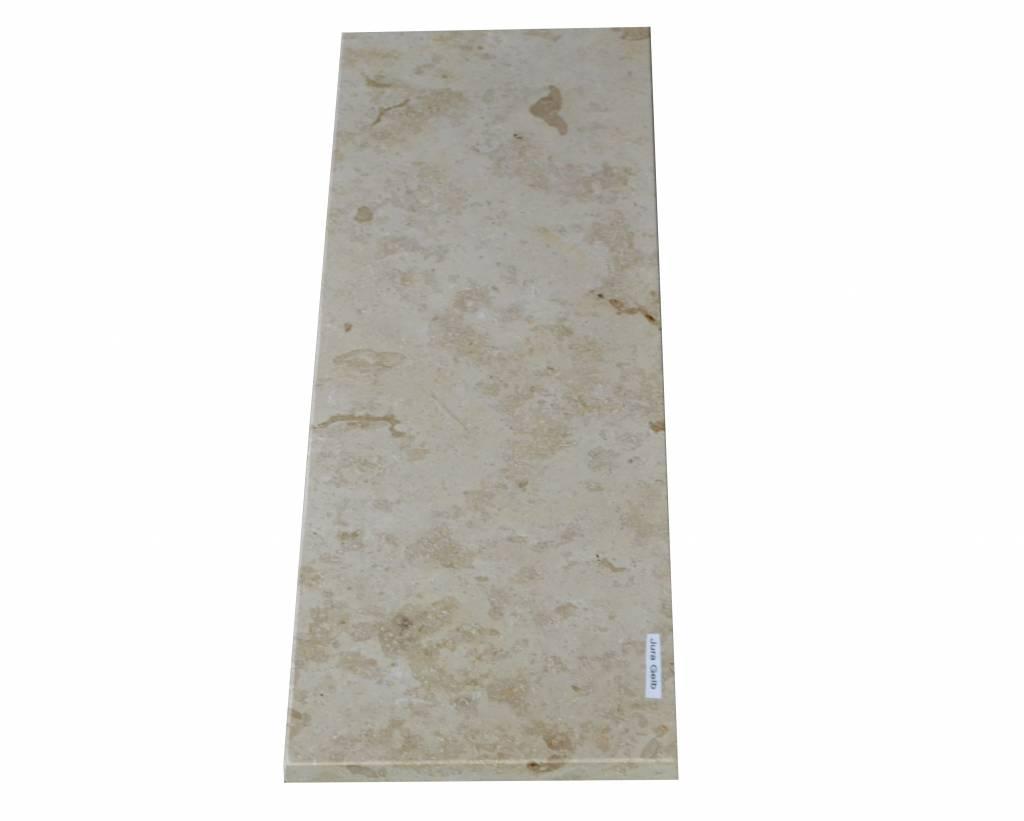Jura Gelb Parapet z marmuru 125x25x2 cm