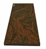 Multicolor Red Natural stone windo sill 125x25x2 cm