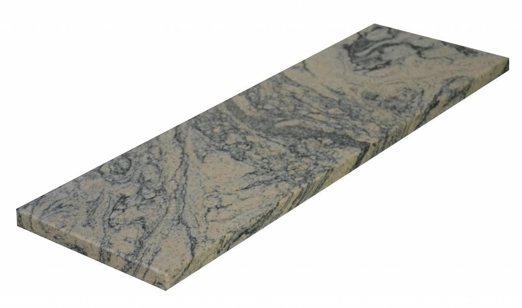 Juparana China Natuursteen vensterbank 140x25x2 cm