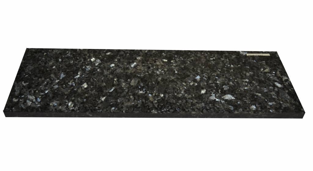 Labrador Blue Pearl GT Natural stone windowsill 150x30x2 cm