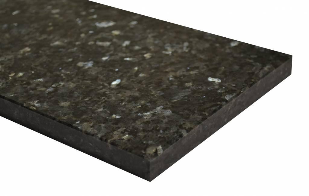 Labrador Blue Pearl GT Naturalny kamień parapet 150x18x2 cm